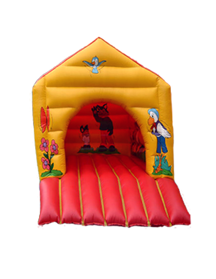 Toddler House Bouncy Castle