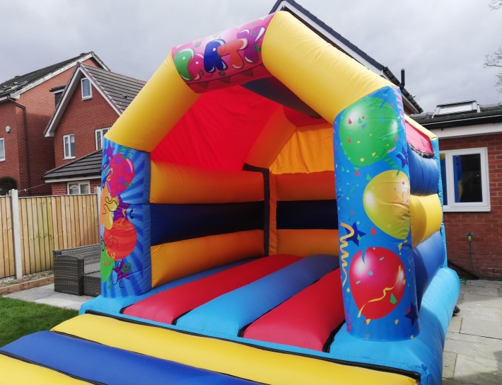 Balloon Bouncy Castle